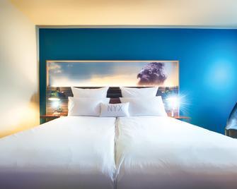 Nyx Hotel Mannheim By Leonardo Hotels - Mannheim - Schlafzimmer