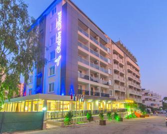 Kolibri Hotel - Avsallar - Toà nhà