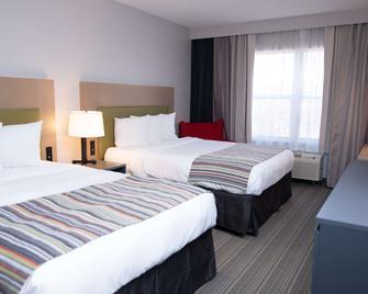 Country Inn & Suites by Radisson, Brockton,MA - Brockton - Slaapkamer