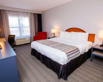 Country Inn & Suites by Radisson, Brockton,MA - Brockton - Bedroom