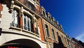 Hôtel De Normandie - Amiens - Bâtiment