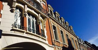 Hôtel De Normandie - Amiens - Edificio