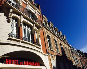 Hôtel De Normandie - Amiens - Gebouw