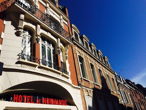 諾曼底酒店 - 亞眠 - 建築