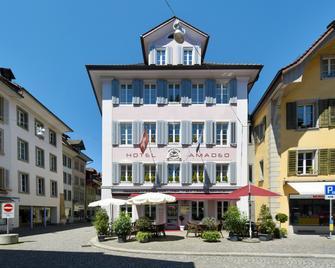 Hotel Amadeo - Zofingen - Building