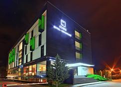 Hotel Cubix - Брашов - Будівля