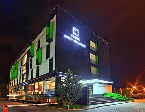 Hotel Cubix - Braşov - Toà nhà