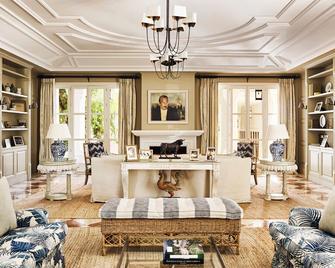 Marbella Club Hotel Golf Resort & Spa - Marbella - Lounge