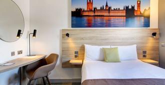 Ibis Styles London Excel - London - Bedroom