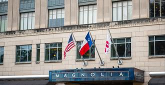 Magnolia Hotel Houston, a Tribute Portfolio Hotel - Houston - Building