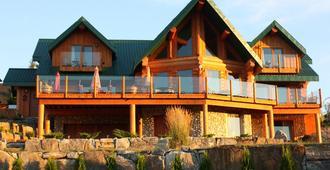 A Okanagan Lakeview Inn - Kelowna - Edificio