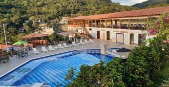 Hotel La Montaña San Gil - San Gil - Piscina
