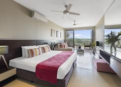 The Terraces Boutique Apartments - Port Vila - Bedroom