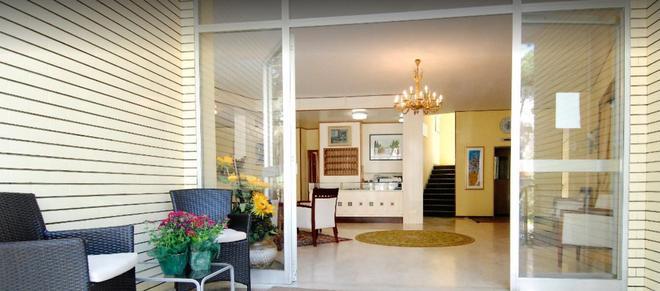 Hotel Dom - Milano Marittima - Lobby