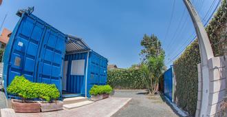 Residencial Villa Container - Campinas - Building