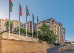 Point Hotel Baku - Bakú - Edificio