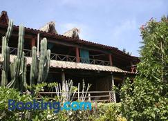 Villa Escondida - Zipolite - Building