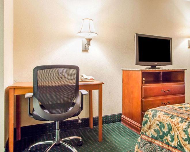 山桂羅德威酒店 - 勞勒山 - 勞雷爾山 - 客房設備