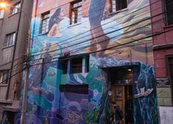 Hostal Po - Valparaíso - Building