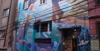 Hostal Po - Valparaíso - Edificio