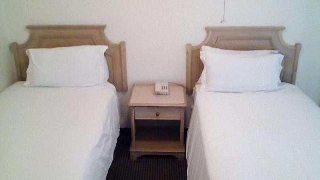 麗晶高級酒店 - 東倫敦 - 東倫敦 - 臥室