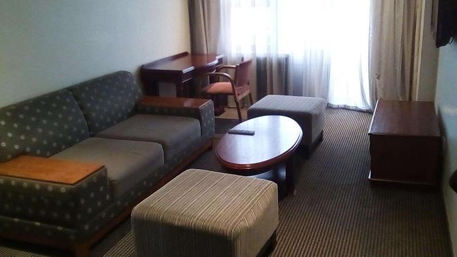 麗晶高級酒店 - 東倫敦 - 東倫敦 - 客廳