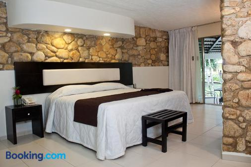 Hotel Nututun Palenque - Palenque - Bedroom