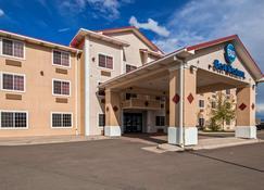 Best Western Laramie Inn & Suites - Laramie - Rakennus