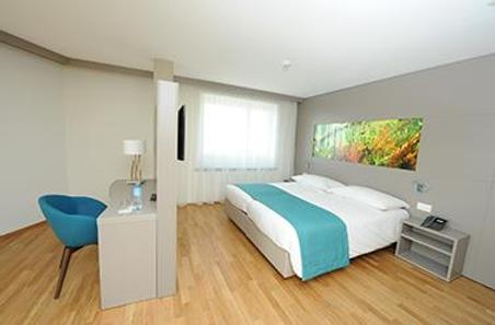Aquatis Hotel - Lausanne - Bedroom