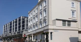 Best Western Buckingham Palace Rd - Londres - Edificio