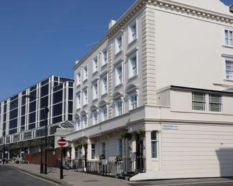 Best Western Buckingham Palace Rd - London - Building