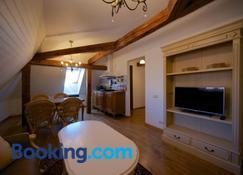 Fotografa Apartamenti - Kuldīga - Living room