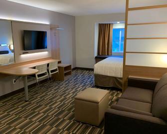 Microtel Inn & Suites by Wyndham Georgetown Lake - Georgetown - Restaurace
