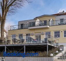 Hotel am Wasserschloss Glücksburg