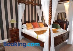 Holmlea Guest House - Blackpool - Phòng ngủ