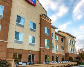Fairfield Inn & Suites by Marriott Harrisburg West - New Cumberland - Building