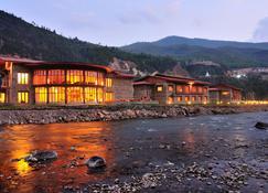 Terma Linca Resort And Spa - Thimphu - Byggnad