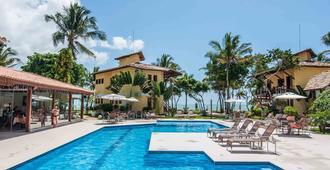Arraial Bangalô Praia Hotel - Porto Seguro - Piscina