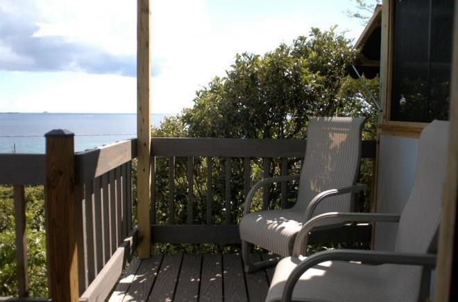 Maho Bay Camps - Saint John's National Park - Balcony
