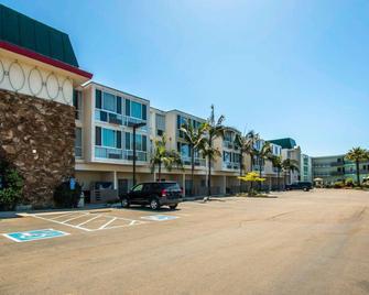 Rodeway Inn Oceanside - Oceanside - Edificio