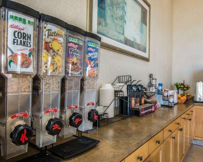 Rodeway Inn - Oceanside - Buffet
