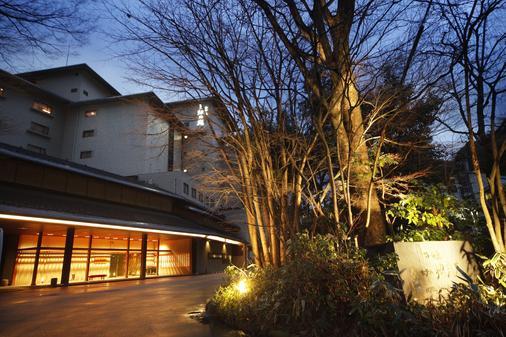 Nishimuraya Hotel Shogetsutei - Toyooka - Rakennus