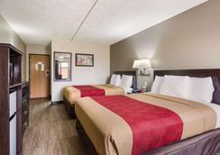 Econo Lodge Olathe - Kansas City - Olathe - Bedroom