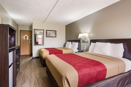 Econo Lodge Olathe - Kansas City - Olathe - Schlafzimmer