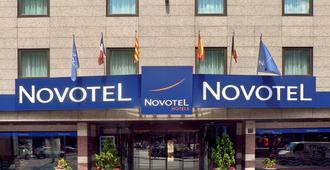 Novotel Andorra - Andorra la Vieja - Edificio