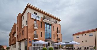 Hotel Luna - Medjugorje - Edificio