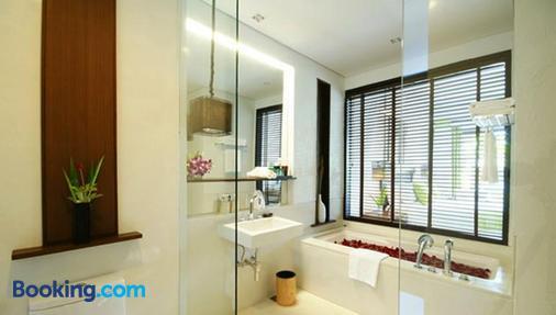 Pattara Resort & Spa - Phitsanulok - Phòng tắm