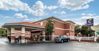 Comfort Suites Airport - Jacksonville - Gebäude