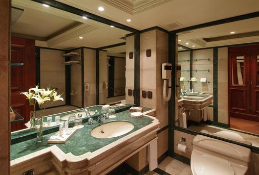 Hotel Plaza San Francisco - Santiago - Bathroom