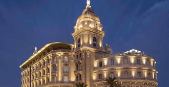 Sofitel Montevideo Casino Carrasco and Spa - מונטווידאו - לובי